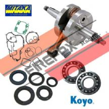 Kawasaki KX100 2006 - 2012 Mitaka Bottom End Rebuild Kit